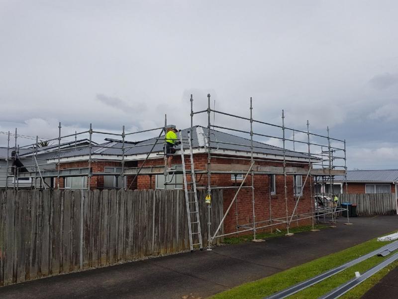 re roofing tauranga